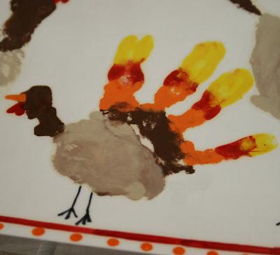 Turkey Kids Acrylic Paint