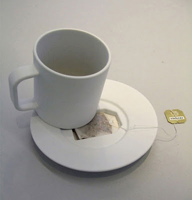 {Design} Teabag coffin by Jonas Trampedach