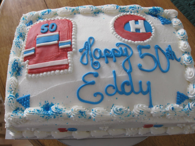 Eddy is 50!