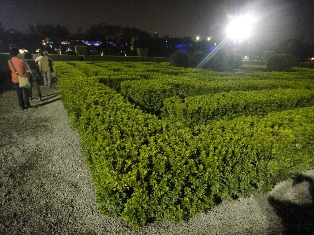 labyrinth area