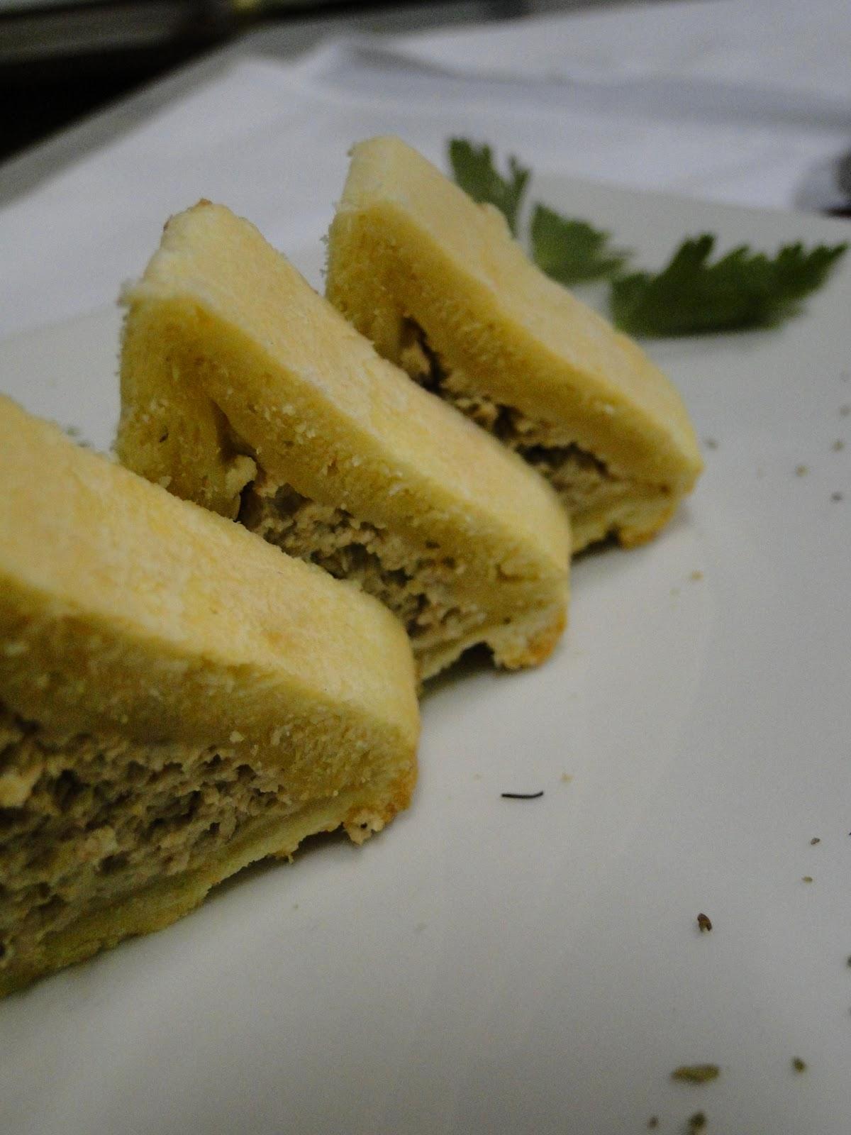 Garde manger pat s for Deconstruccion gastronomica