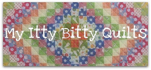 My Itty Bitty Quilts