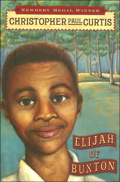 book report on elijah of buxton Starred review after his mother rebukes him for screaming that hoop snakes have invaded buxton, gullible 11-year-old elijah confesses to readers that there ain't his most recent book, elijah of buxton, has garnered multiple awards, including a newbery honor, the coretta scott king author award, and the scott o 'dell.
