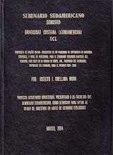 Tesis de Maestría de Joselito