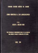 Tesis de Licenciatura de Joselito