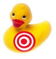 Duminica 02.10.2011 Santana Duck%2Btarget