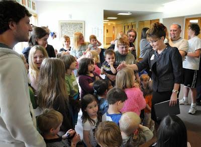 Sarah Palin Gives McCain Camp $7 Million Bump