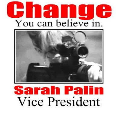 Change You Can Believe In…