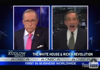 RICK SANTELLI ERUPTS… Rips Up Obama Mortgage Bailout Plan