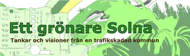 Ett grönare Solna