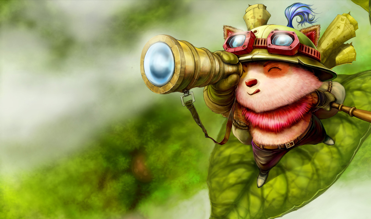 teemo wallpaper - photo #6
