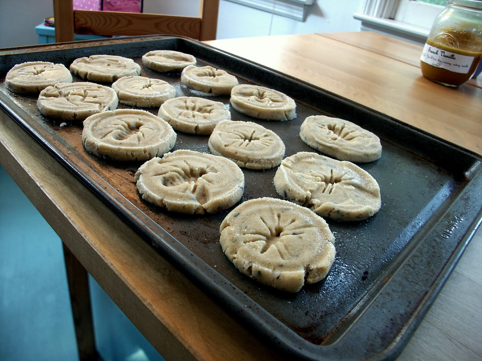 Fossil Cookies!