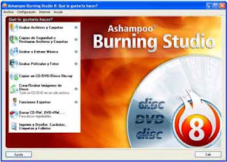 Descargar Ashampoo Burning Studio 9.20 gratis