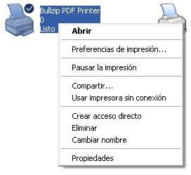 bullzip pdf printer for windows 7