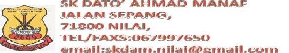 PSS SK DATO' AHMAD MANAF
