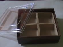 Bekas coklat