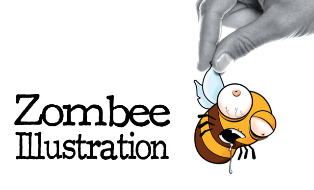 zombee illustration