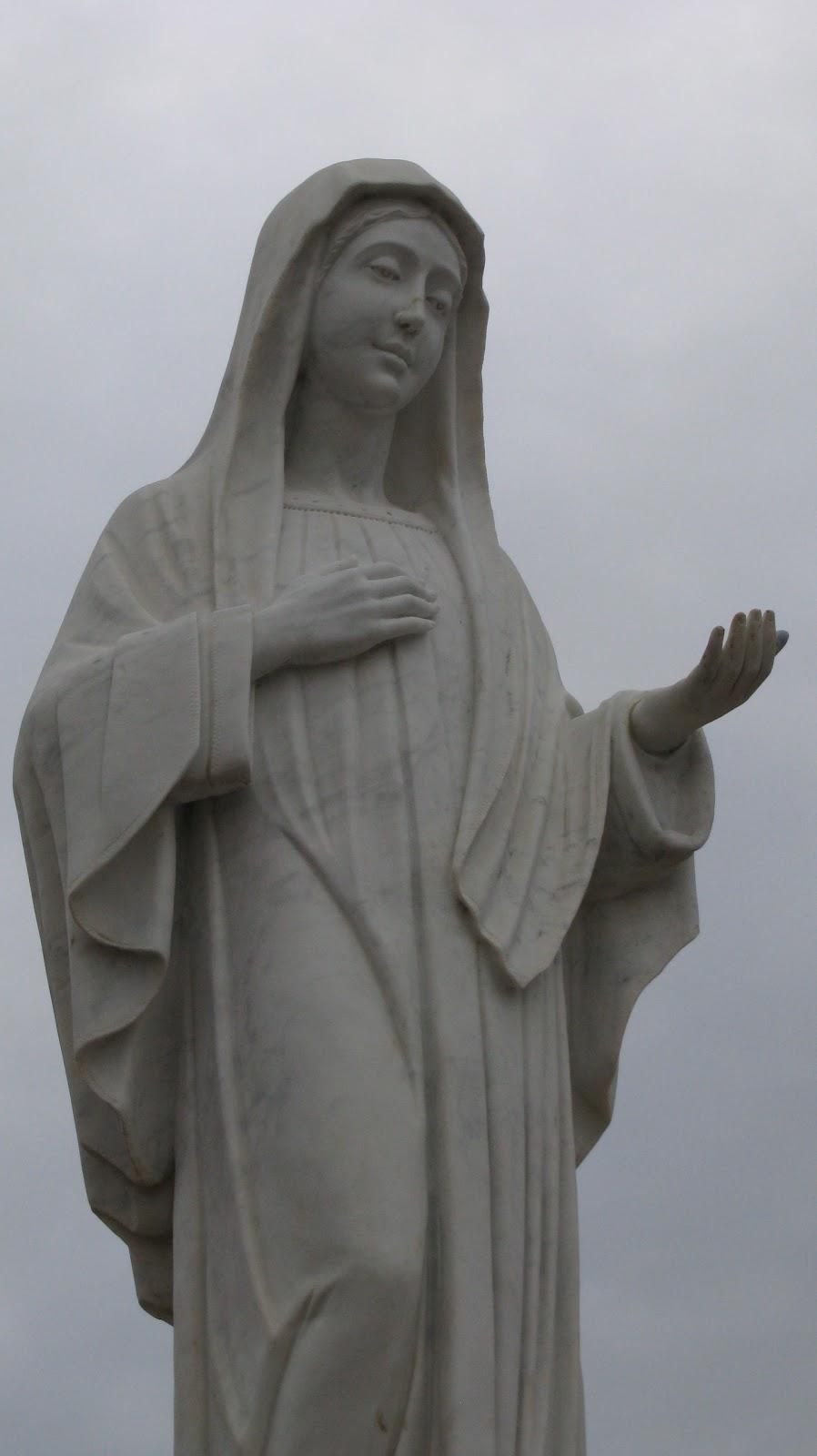 The Holy Virgin Mary :: essays …