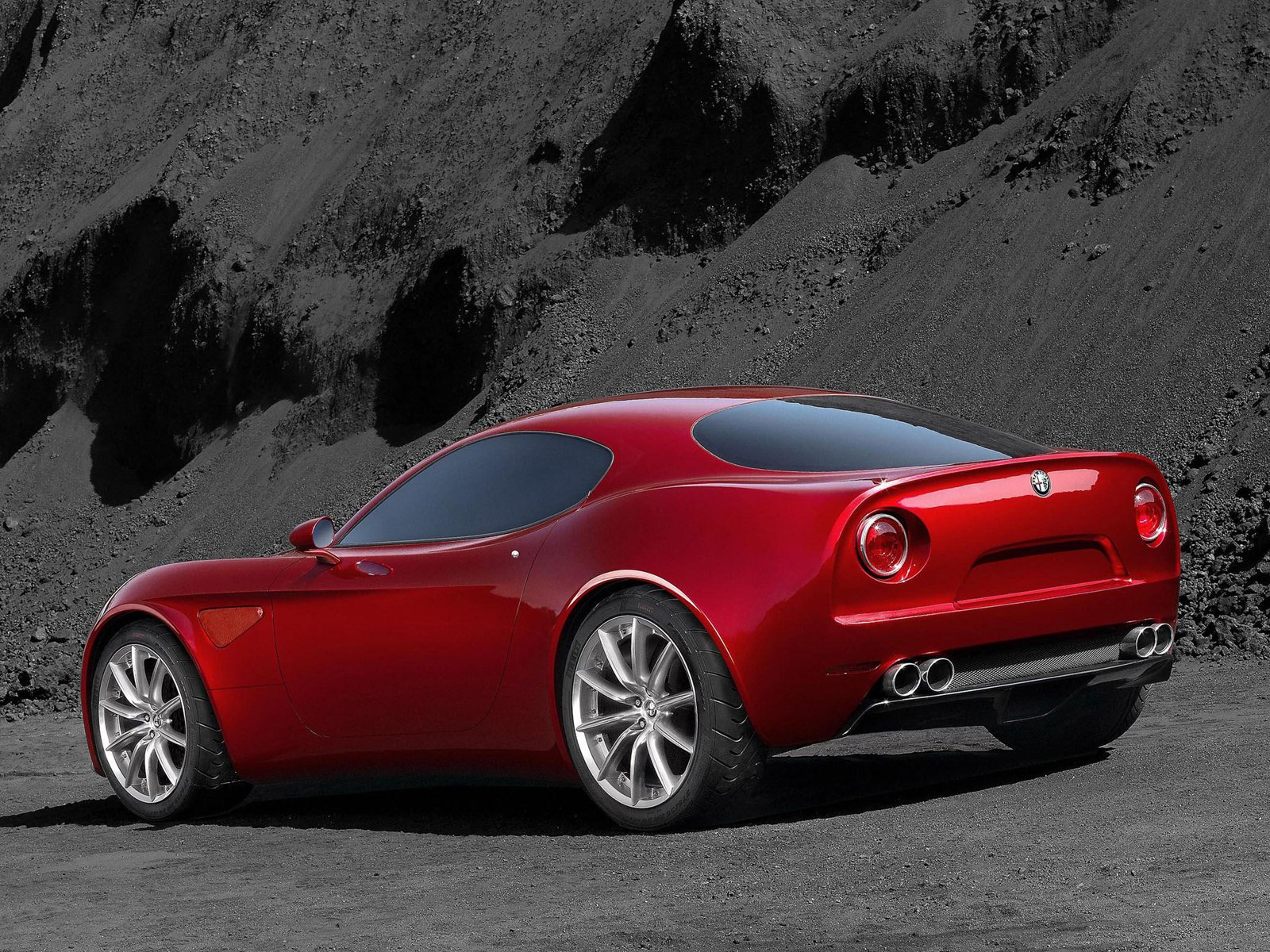 car pictures alfa romeo 8c competizione 2004. Cars Review. Best American Auto & Cars Review