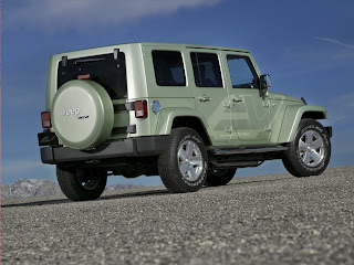Jeep Wrangler Unlimited EV 2009, car, pictures, wallpaper, image, photo, free, download