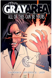 GRAY AREA, VOL 1 - TPB - ALSO BY GLEN BRUNSWICK - ART BY JOHN ROMITA JR.- CLICK COVER TO BUY!