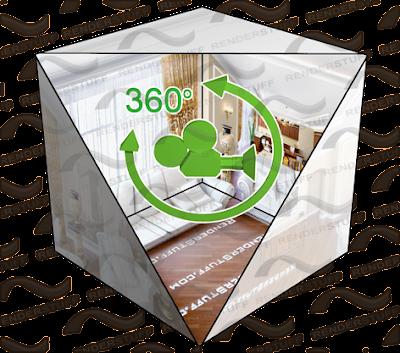 Создание виртуальной 360 Панорамы