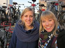 Rineke van Dam (2011) and Joni van de Sand (2011, 2012, 2013, 2014)