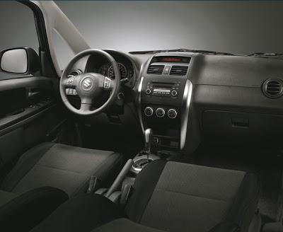 Suzuki Sx4 Sedan 2009. Suzuki SX4 Sedan