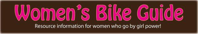 Women's Bike Guide