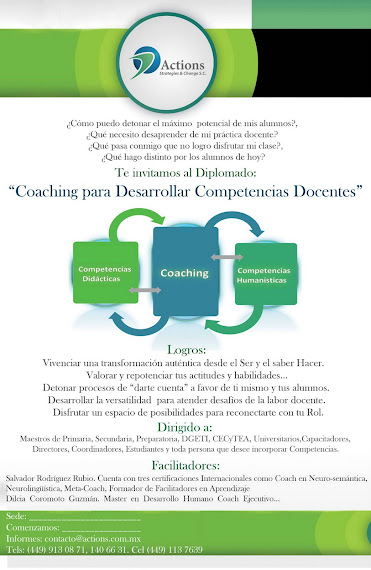 Coaching para Desarrollar Competencias Docentes