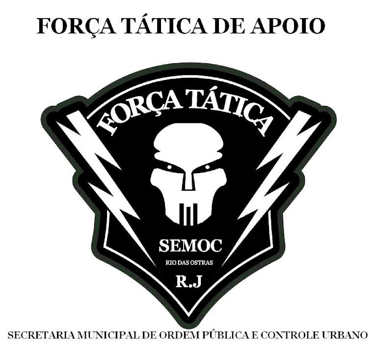 FORÇA TÁTICA DE APOIO