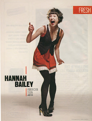 And Hannah In American Teen 19