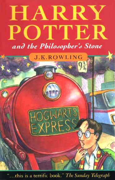 Book Obsession Harry Potter And The Philosopher Stone Review