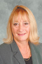 Picture of the Labour councillor for Denton West, Brenda Warrington