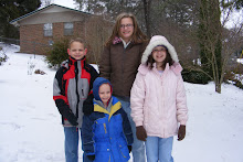 Snow in Alabama - 1/11/11