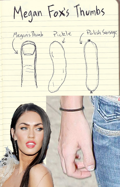 megan fox thumbs pictures. on facebooksign up uptoe thumbs What microsoft has a at megan fox