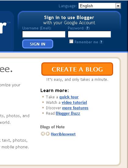 Web Blogger.com