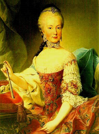 Family: The Habsburgs Maria_Amalia_of_Habsburg_Lorraine1