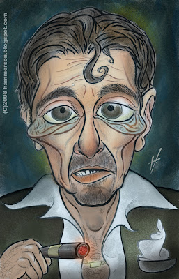 Al Pacino caricature