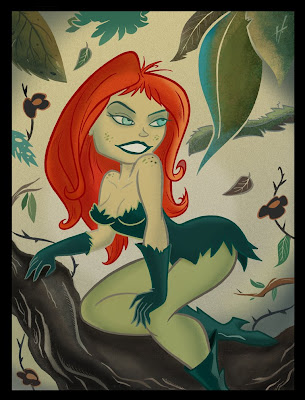 Poison Ivy fanart