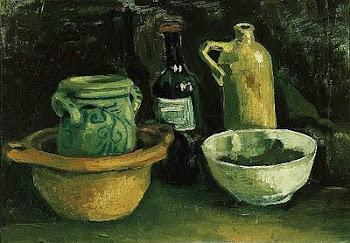 Stil life - Van Gogh