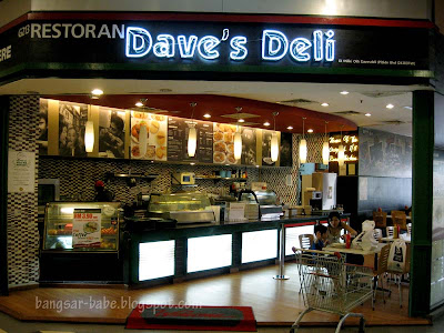 Dave's Deli, 1 Utama