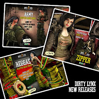 Dirty Lynx new releases