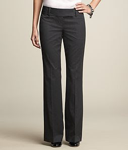 Dress Pants for Tiny Petites: Ann Taylor