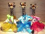 Конкурс Веселые Жирафики