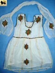 Makeda's Christening Dress