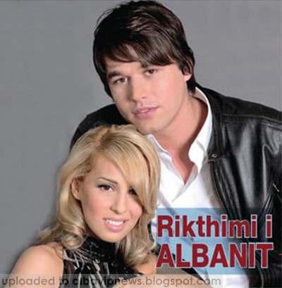 Alban Skenderaj & Miriam Cani
