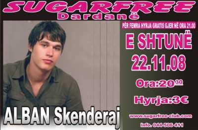 Sugar Free Club 22 Nentor 2008