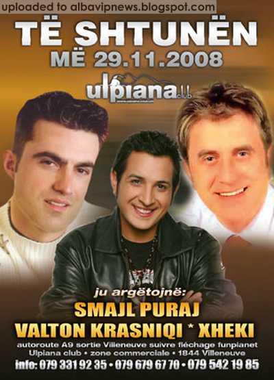 Ulpiana Club 29 Nentor 2008
