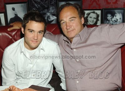 Robert and Jim Belushi